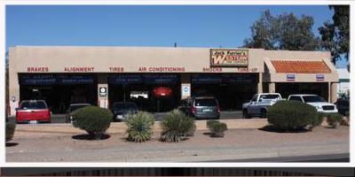Jack Furrier 51 Valencia Rd, Tucson AZ